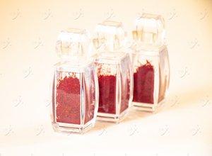 زعفران سرگل درجه یک قائنات کریستال یک مثقال