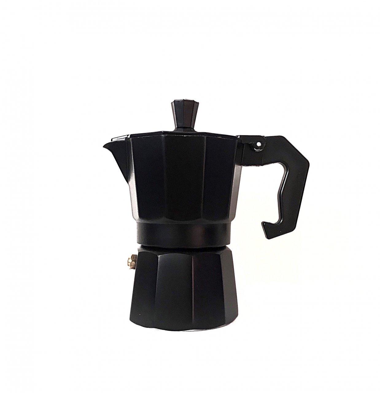 قهوه ساز Coffeettiera مدل موکاپات سایز دو نفره