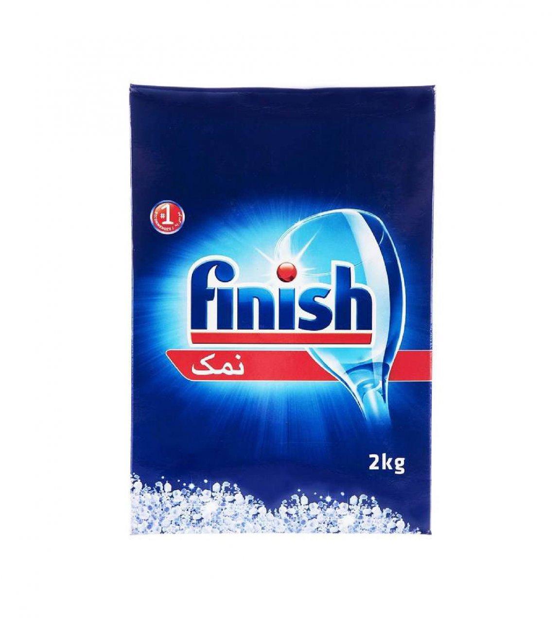 نمک ماشین ظرفشویی فینیش 2 کیلوگرمی