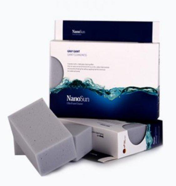 اسفنج غول خاکستری NanoSun