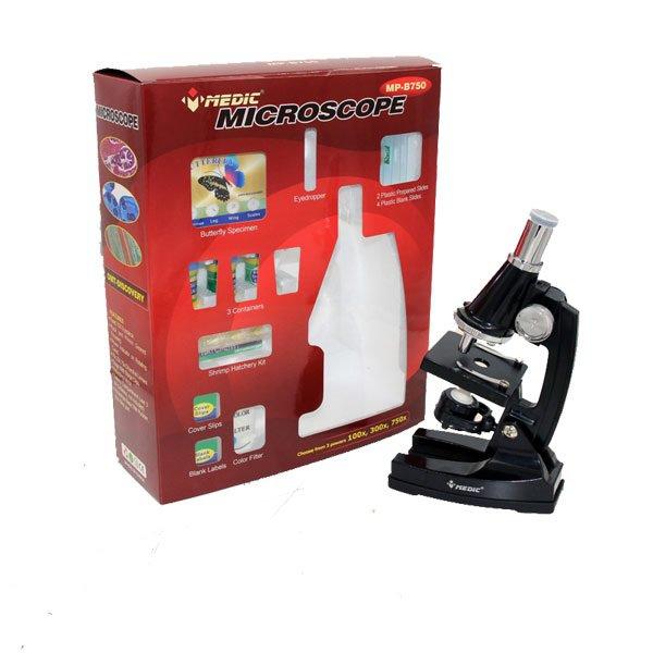 میکروسکوپ دانش آموزی مدیک مدل 750X (ارسال رایگان)