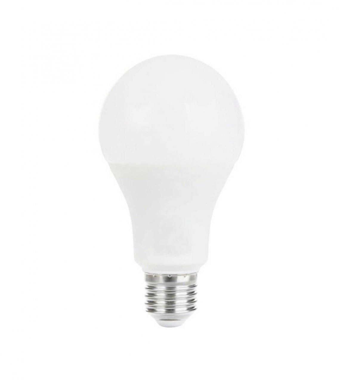 لامپ ال ای دی حبابی ۲۰ وات پارس شعاع تابا پایه E27