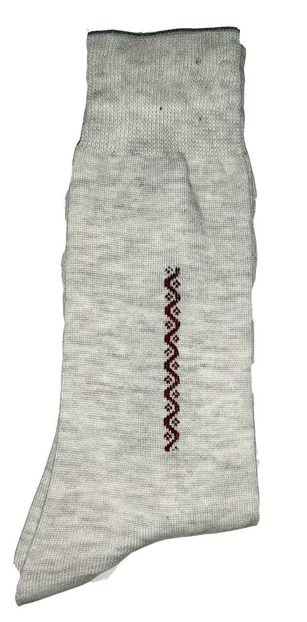 جوراب ساق بلند مردانه نانو
