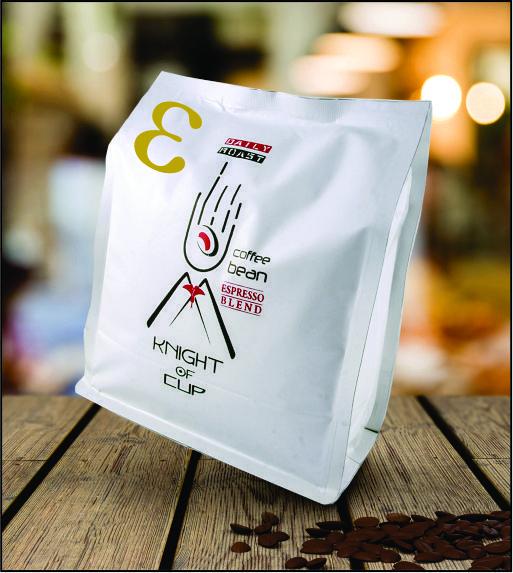 قهوه اسپرسو ترکیبی 100 درصد عربیکا اوپسیلون حجم 250 گرم