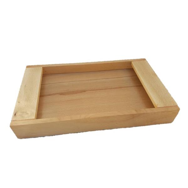 سینی سرو و پذیرایی چوبی ساز مدل s100