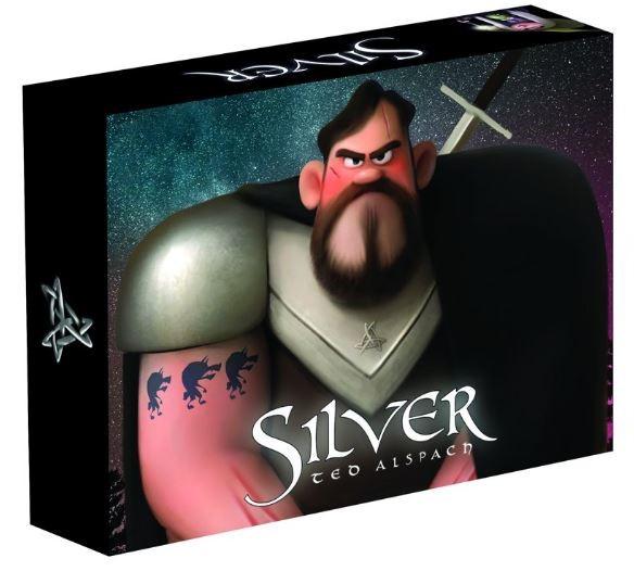 بازی فکری  رومیزی مدل Silver