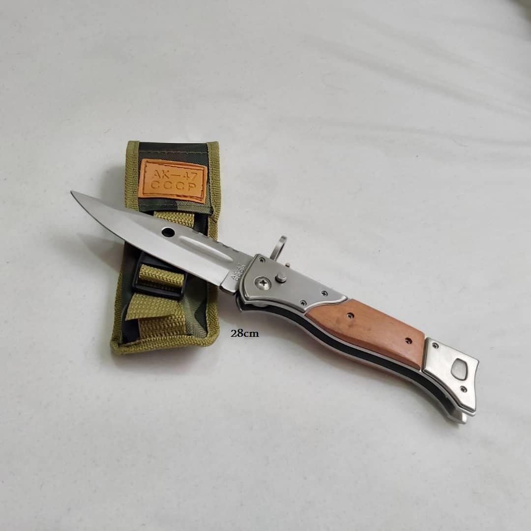 کارد شکاری مدل ak47 cccp