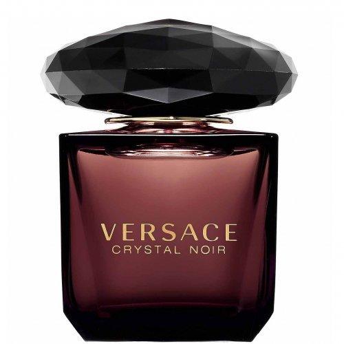 ادو تویلت زنانه ورساچه مدل کریستال نویر Crystal Noir حجم 90 میلی لیتر