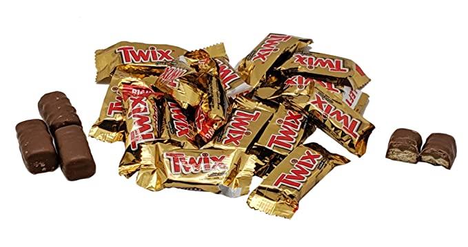 شکلات توییکس مینی 250 گرم