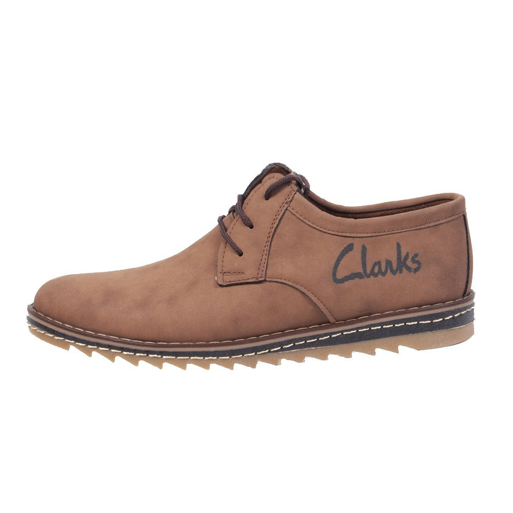 کفش روزمره مردانه طرح کلارک کد 2082
