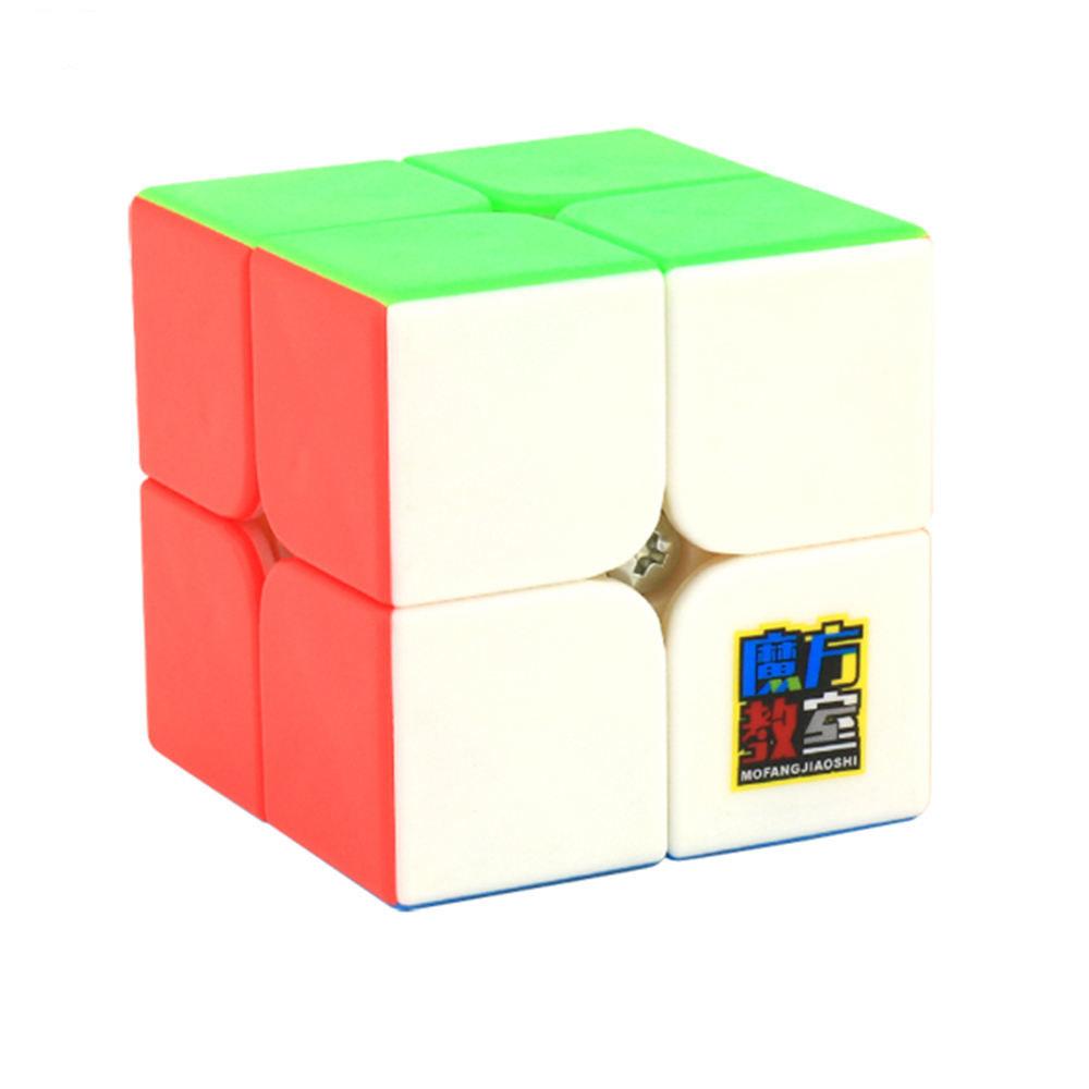 مکعب روبیک 2×2 مویو مدل (MF2 (moyu