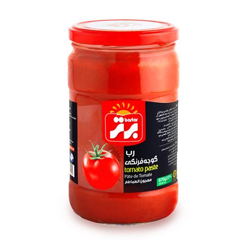 رب گوجه فرنگی برتر 700 گرم