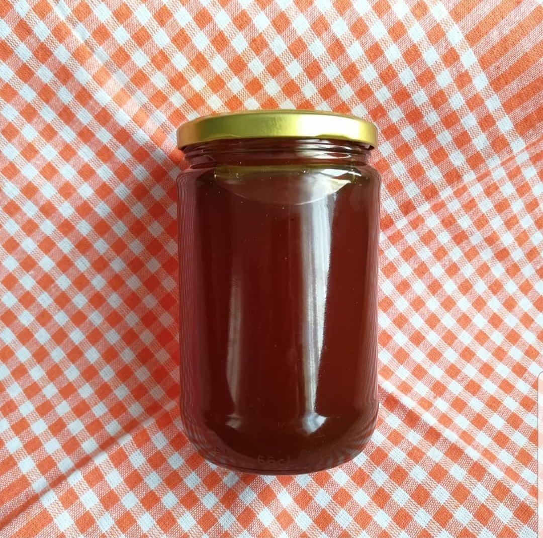 عسل طبیعی خارشتر مقدار 1000 گرم