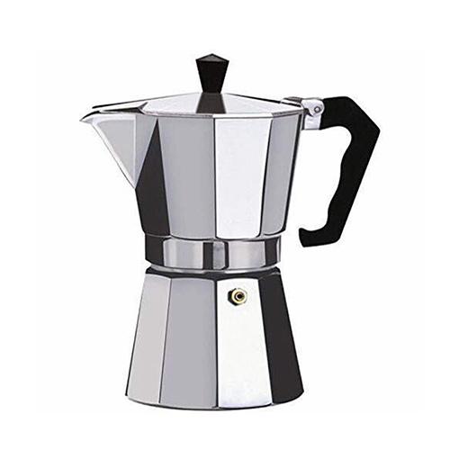 قهوه جوش اسپرسو ساز دستی مدل 3 کاپ