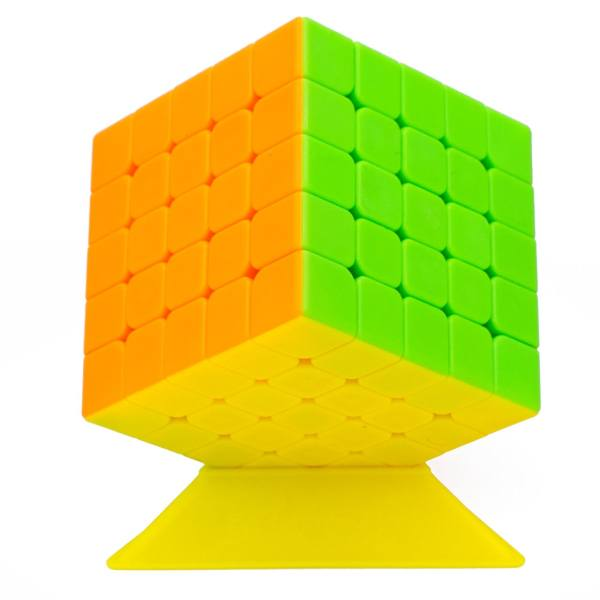 مکعب روبیک مویو مدل 5x5 ام اف 5 اس