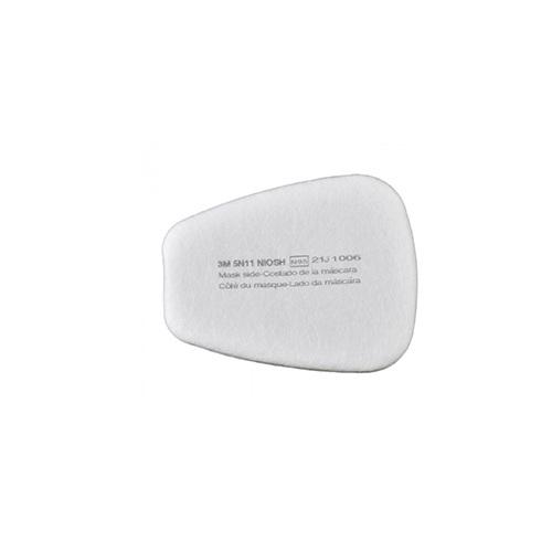 پد و کاور N95 مدل 5N11  بسته دو عددی مناسب فیلتر ماسک نیکا