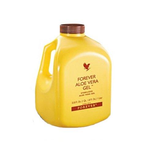 نوشیدنی ژل خالص آلوئه ورا Aloe Vera Gel حجم یک لیتر