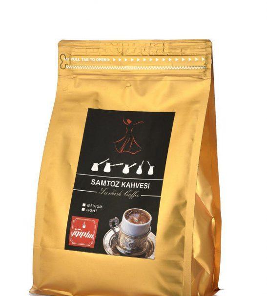 قهوه ترک مدییوم سانتوس 1 کیلوگرم