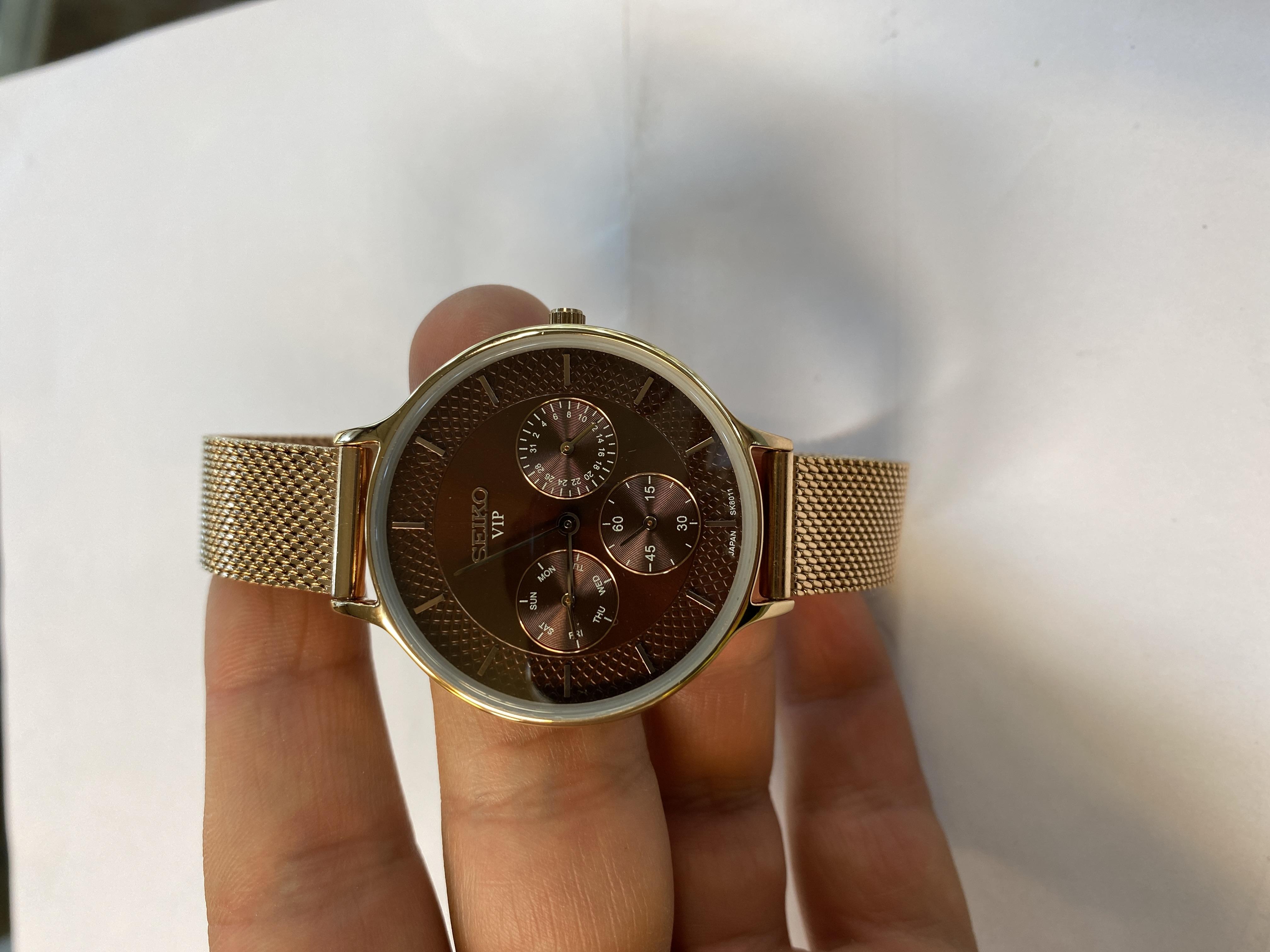 ساعت مچی زنانه سیکو مدل sk8011