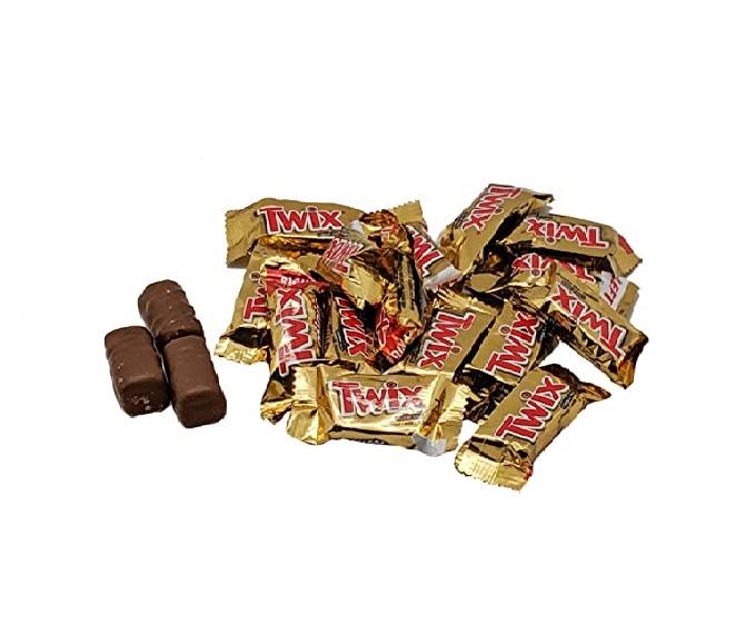 شکلات توییکس مینی 1000 گرم