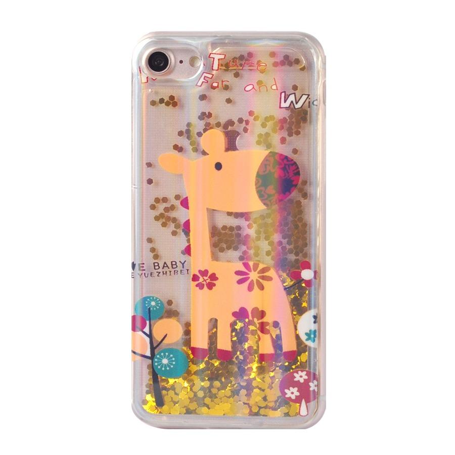 کاور طرح آکواریومی مناسب برای گوشی موبایل اپل iphone 8 plus/7 plus