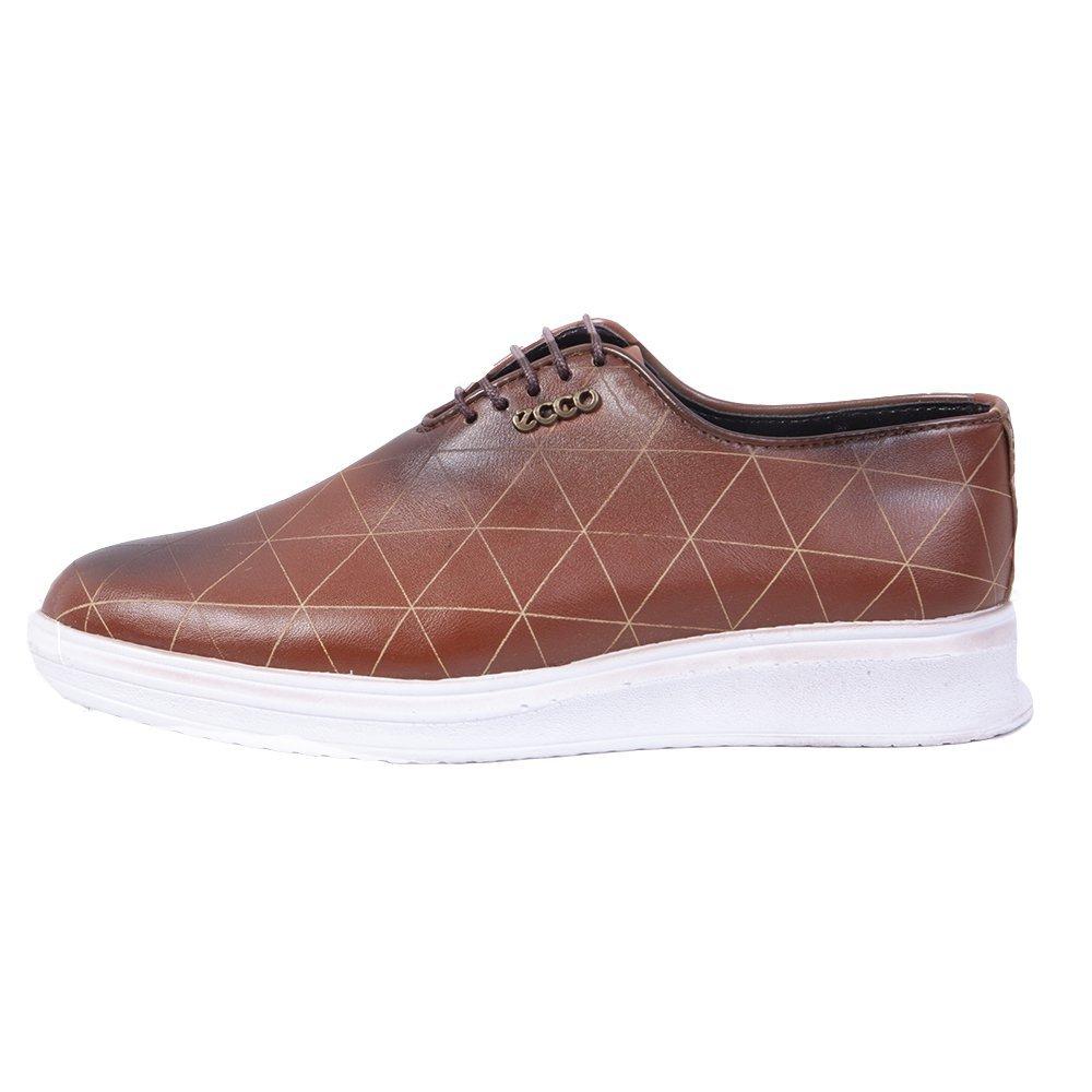 کفش روزمره مردانه طرح اکو لیزری کد 2033