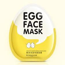 ماسک صورت تخم مرغ بیوآکوا