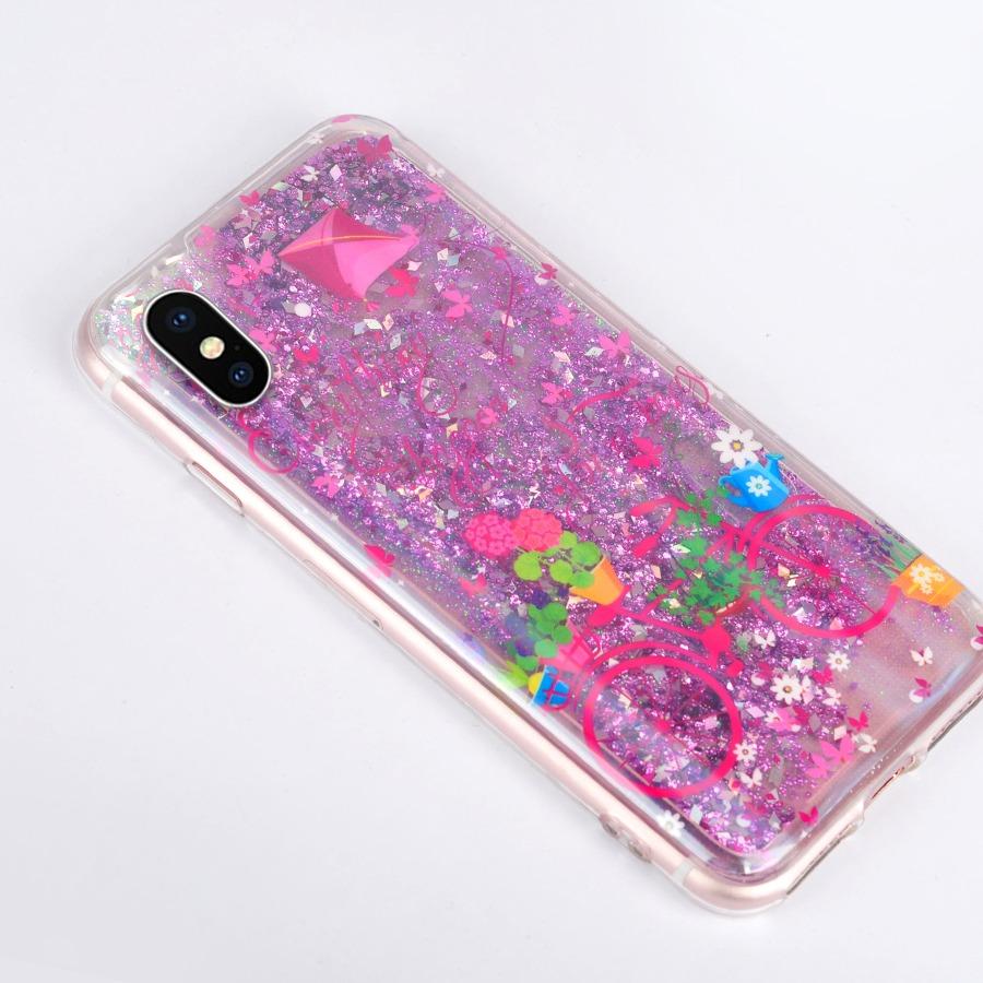 کاور طرح آکواریومی مناسب برای گوشی موبایل اپل iphone X/XS