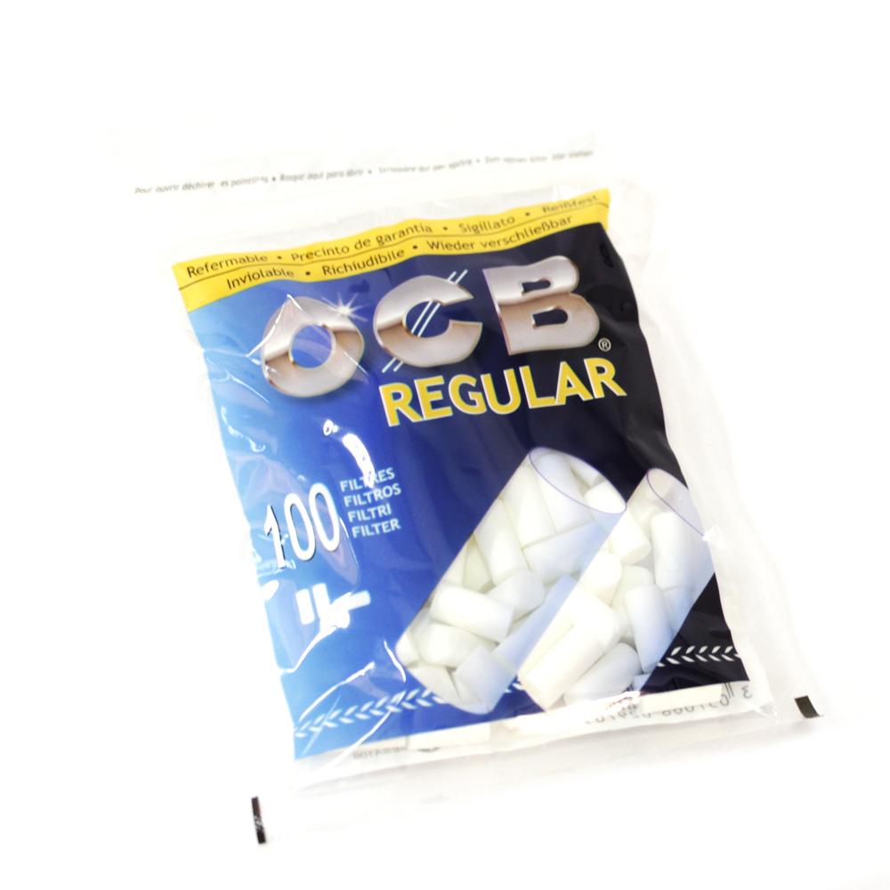 فیلتر سیگار پهن ۱۰۰ عددی ocb