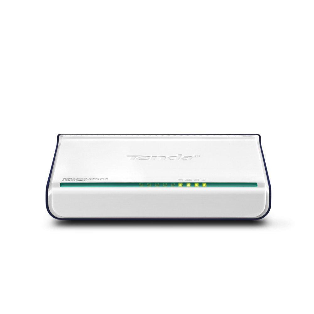 مودم-روتر +ADSL2 و باسیم تندا مدل D820R