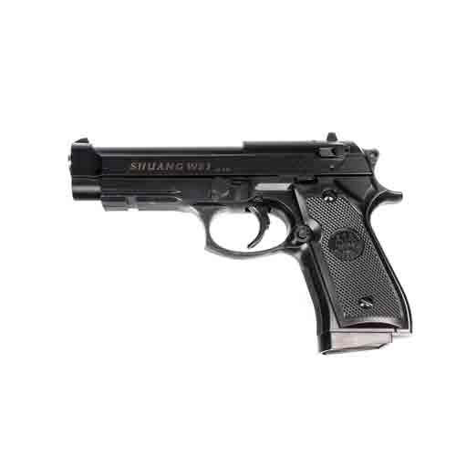 تفنگ اسباب بازی فلزی ساچمه ای مدل +c18