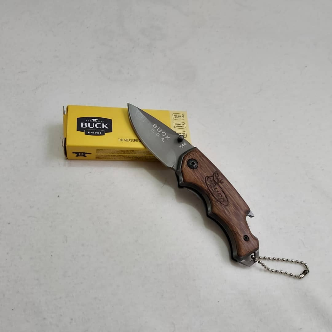 چاقوی تاشو برند buck کد x44