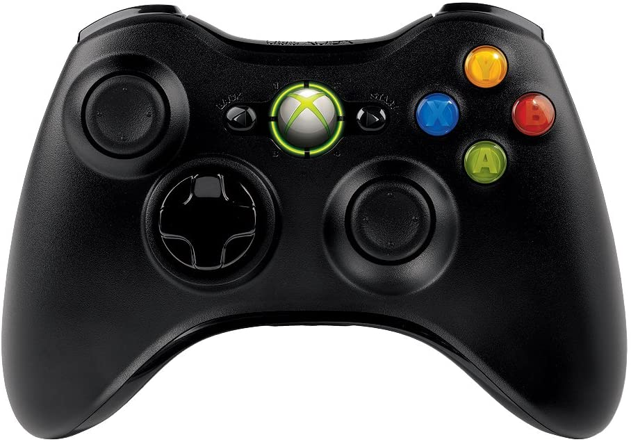 دسته بازی Microsoft Xbox 360 Wireless Controller