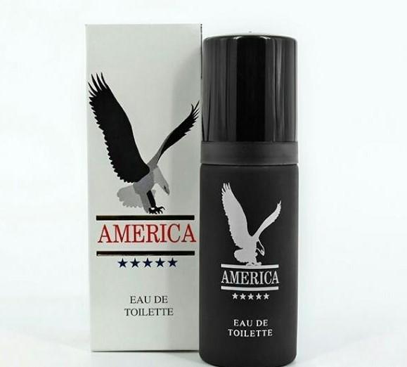 ادکلن مردانه آمریکا مدل eagle حجم 55 میل