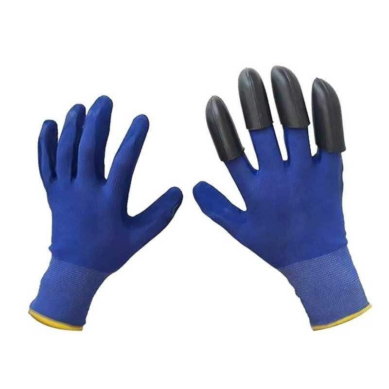 دستکش باغبانی طرح چنگک دار کد 1000002123