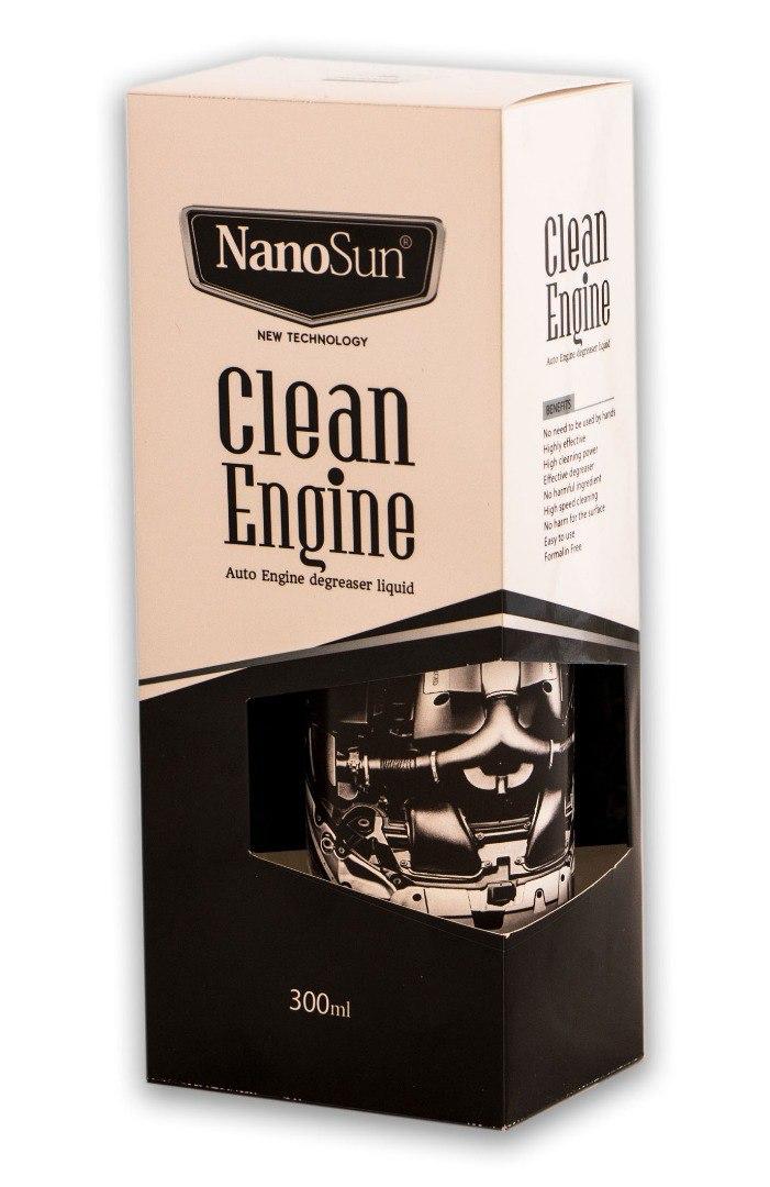 موتورشوی خودرو نانو بدون تریگر نانوسان ۳۰۰ میلی لیتر