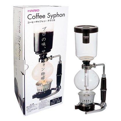 قهوه ساز سایفون syp هریو ۳ کاپ