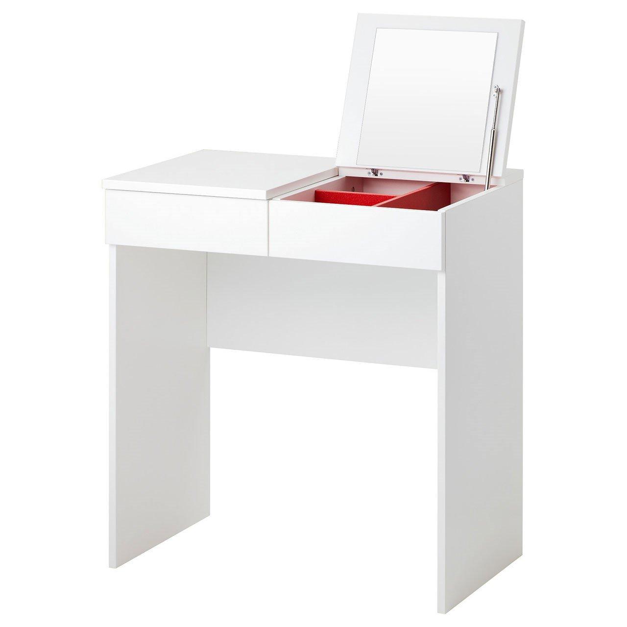 میز آرایش آینه دار مانیا مدل MNY_0201