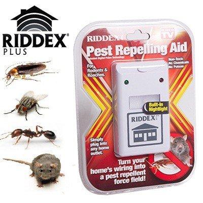 دستگاه دفع حشرات مدل RIDDEX PLUS