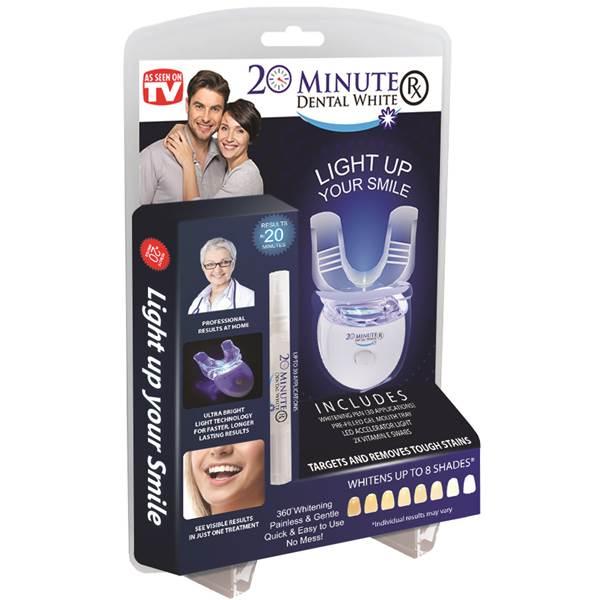 دستگاه سفید کننده دندان دنتال وایت مدل DT-1244