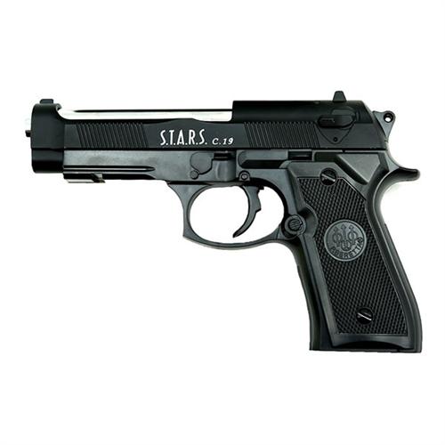 تفنگ اسباب بازی فلزی ساچمه ای مدل +c19