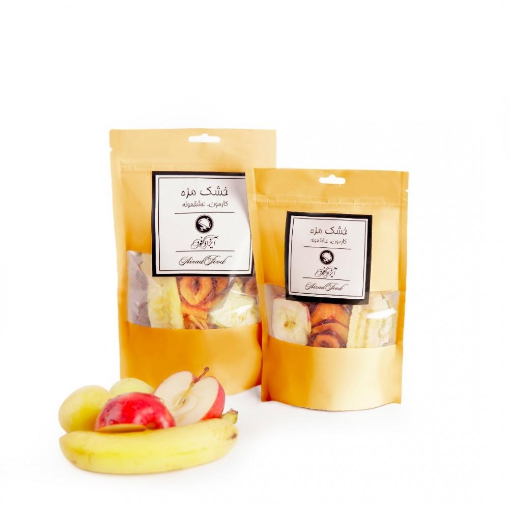 میوه خشک رویال آیزادفود مقدار 450 گرم