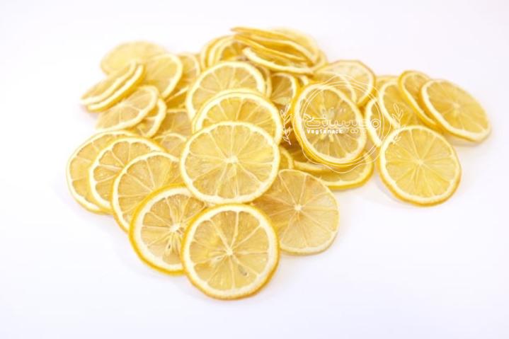لیمو ترش خشک اسلایس ریز وجیسنک حجم 100 گرم