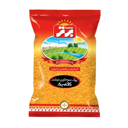 پرک سوخاری درشت برتر 200 گرم