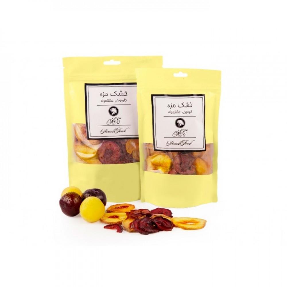 میوه خشک سنتی آیزادفود مقدار 450 گرم