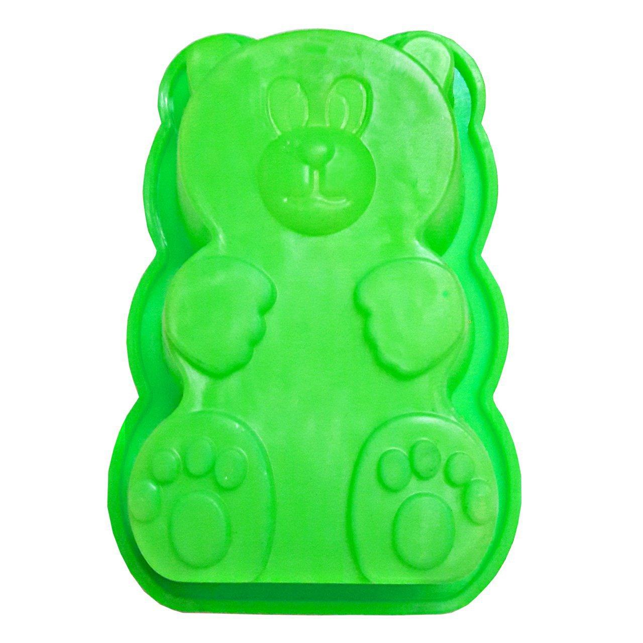 قالب ژله سیلیکونی طرح خرس