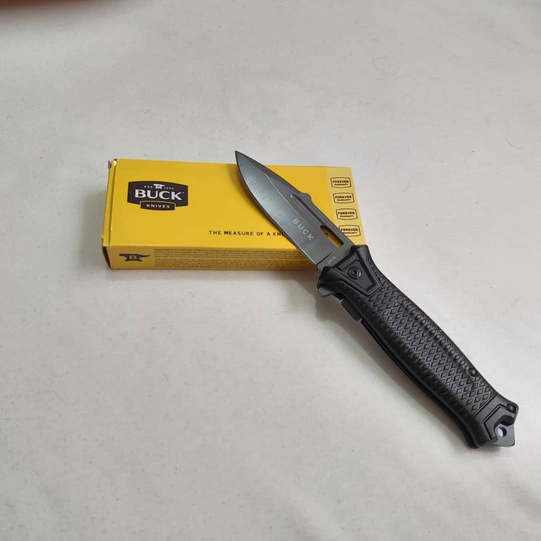 چاقوی ضامن دار buck کد da148