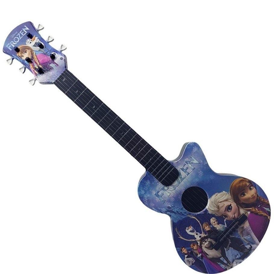 گیتار آموزشی سایز بزرگ طرح فروزن