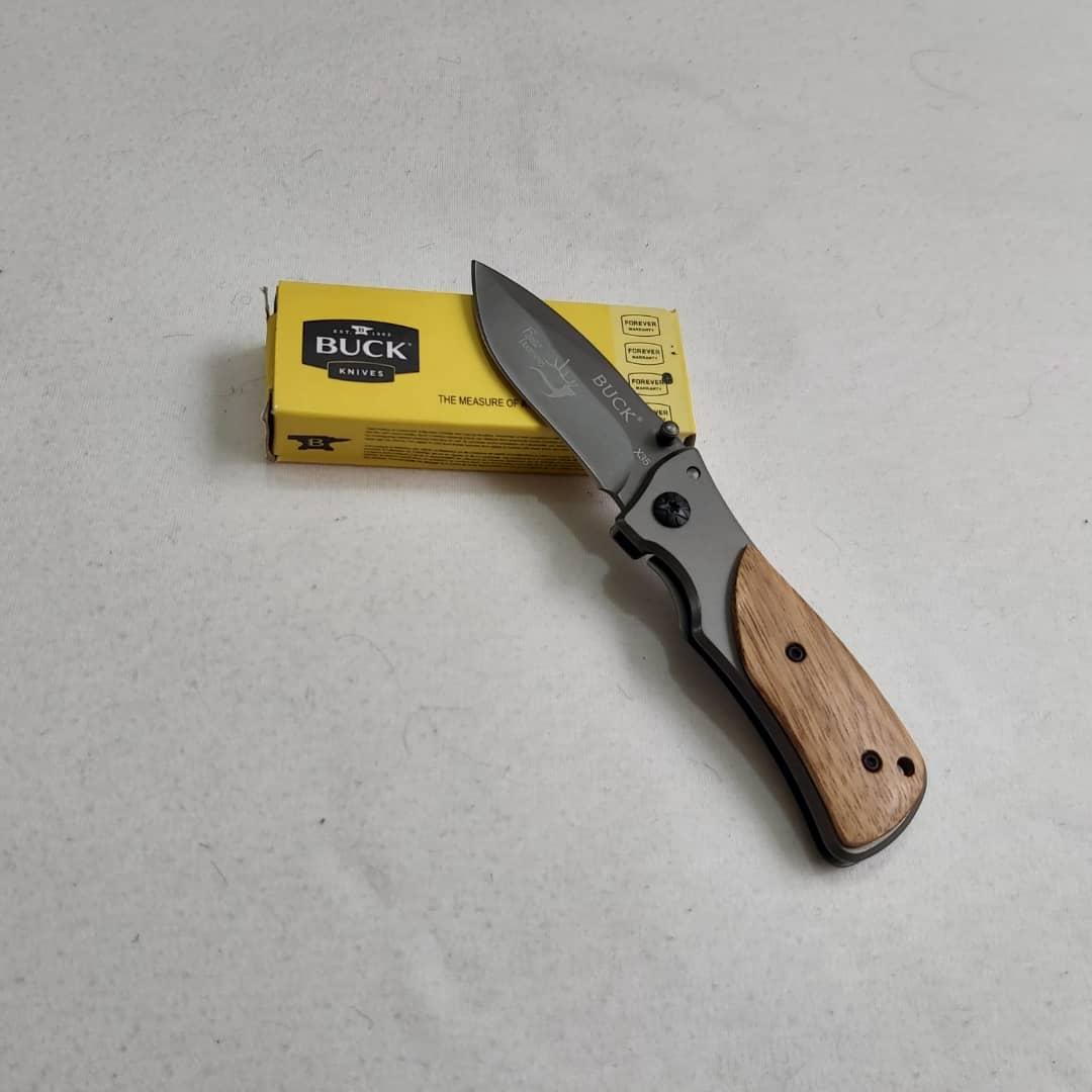 چاقوی تاشو برند buck کد x35