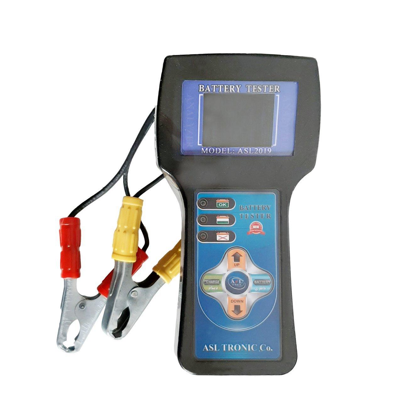 دستگاه تست باتری و دینام اصلترونیک مدل ASL2019